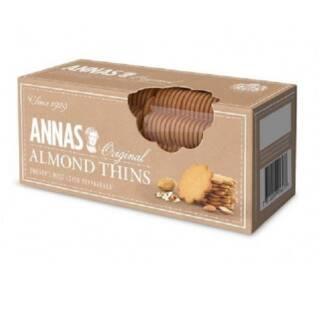 ANNAS Tradycyjne szwedzkie ciasteczka korzenne osmaku migdałowym