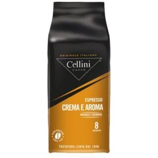 kawa cellini crema e aroma espresso