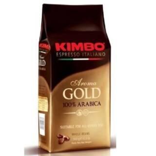 Kawa Kimbo Aroma Gold Ziarno 500 g