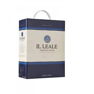 Wino włoskie Primitivo czerwone PRIMITIVO BAG IN BOX 3 litry bib primitivo puglia igt (2)