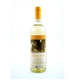 BORMESTER wino węgierskie białe półsłodkie