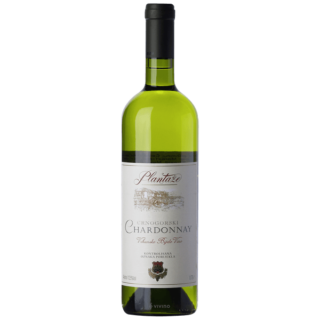 crnogorski chardonnay wino białe wytrawne czarnogórskie