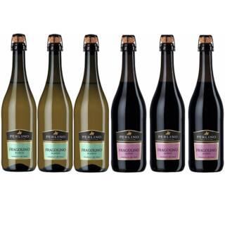 perlino fragolino Napój aromatyzowany na bazie białego wina — kopia — kopia