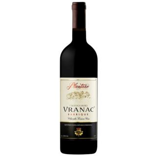 Wino czerwone wytrawne CZARNOGÓRA WINA CZARNOGÓRSKIEVranac Barrique