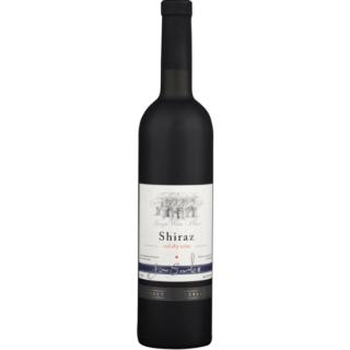 Wino wytrawne czerwone azerskie Shiraz