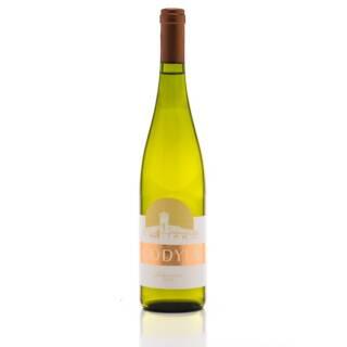 Godyla Johanniter polskie białę wino półwytrawne