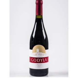 GODYLA REGENT wino polskie wytrawne czerwone