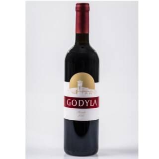GODYLA Rondo wino polskie czerwone wytrawne