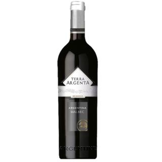 Terra Argenta Malbec argentyńskie wino czerwone wytrawne