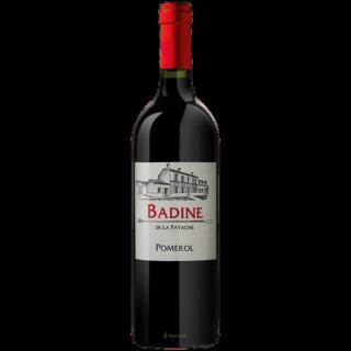 wino czerwone wytrawne Francuskie Badine De La Patache