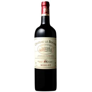 wino czerwone wytrawne Francuskie Bordeaux Superieur