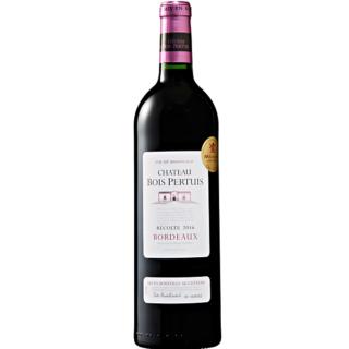 Wino czerwone wytrawne Francuskie Francja Bordeaux Superieur