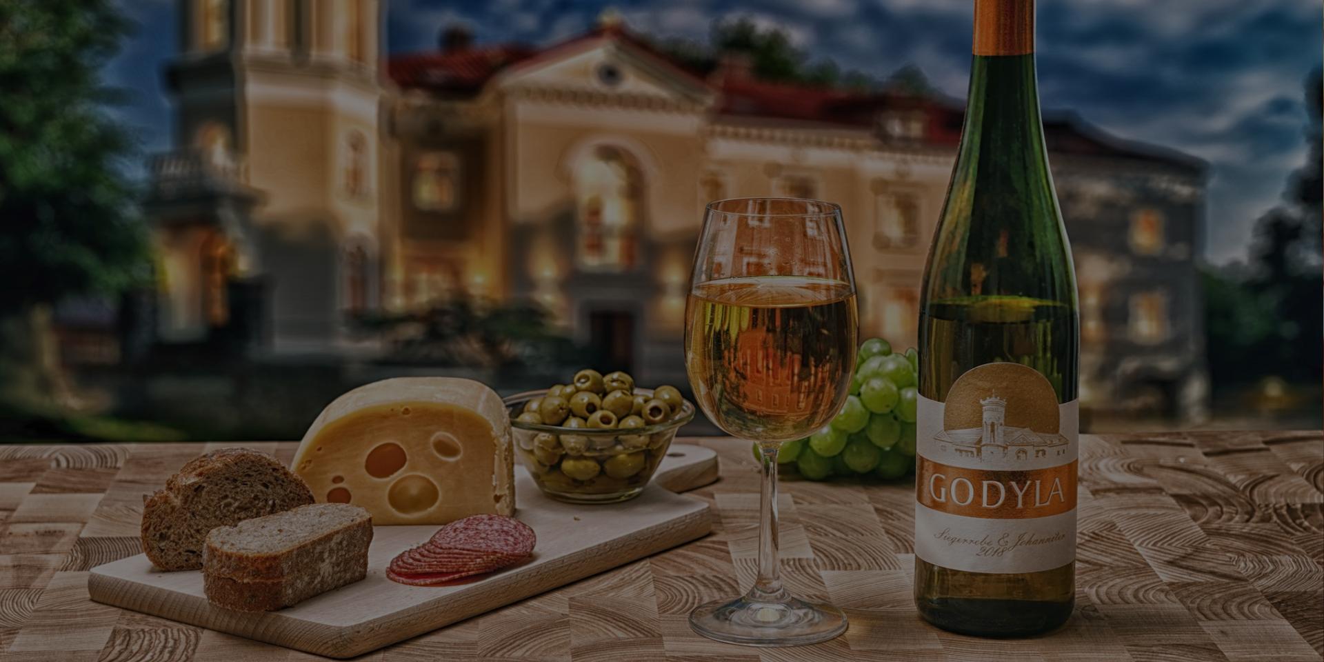 Mała Winnica polskie wina Godyla