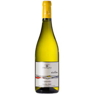 wino włoskie białe sicilien-catarratto